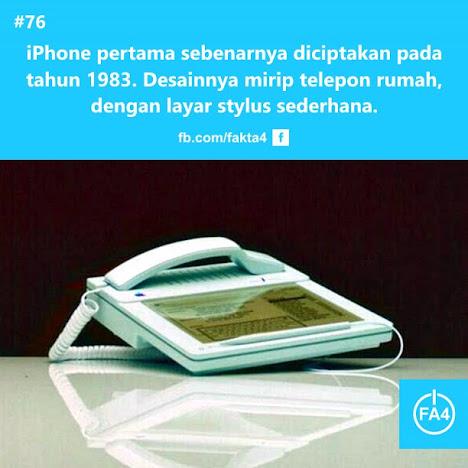Telepon Buatan Apple 1983