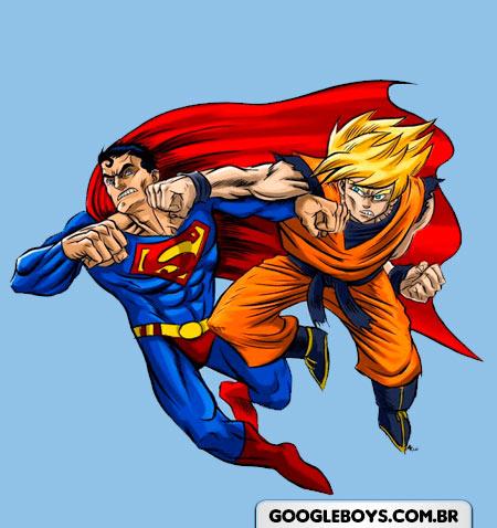 THE KING OF CARTOONS™ Superhomem-goku-11