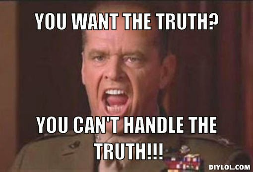Jack Nicholson: You can't handle the truth