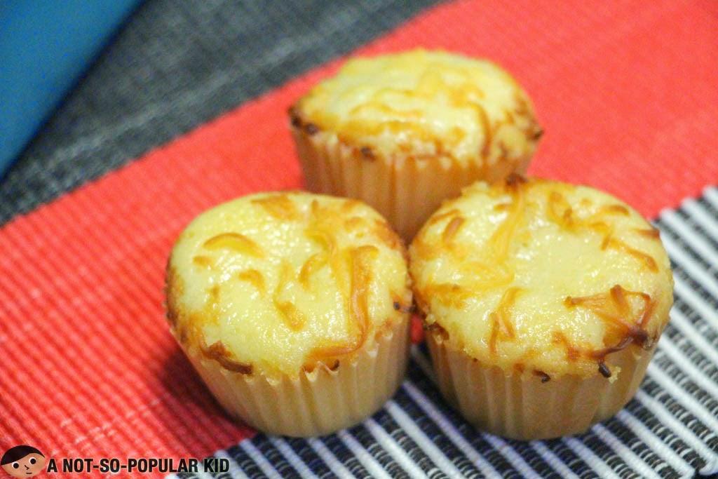 Chizu Cupcakes Bites - Philippines