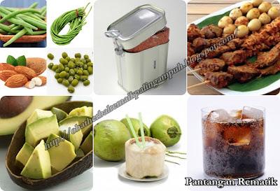 Makanan Yang Tidak Boleh Dikonsumsi Penderita Rematik