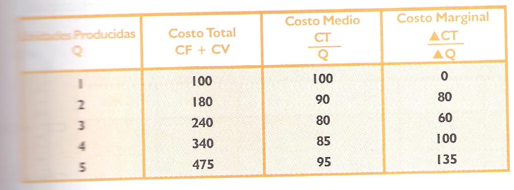 Sitio econ mico 5 c costos ingresos beneficio for Costo medio del soffitto a cassettoni