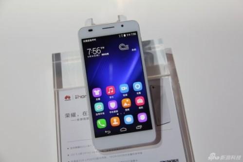 Ufficializzato il nuovo smartphone octa-core Huawei Honor 6