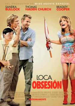 Loca obsesión: All about Steve (2009)