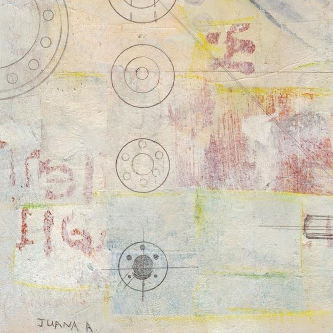 detail, coupling II, gallery juana