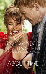 about time - a new funny film about love. with a bit of time travel.