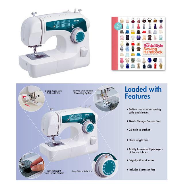 cool sew machine