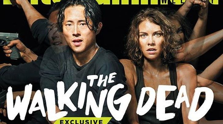 The Walking Dead - Season 5 - EW Magazine Covers