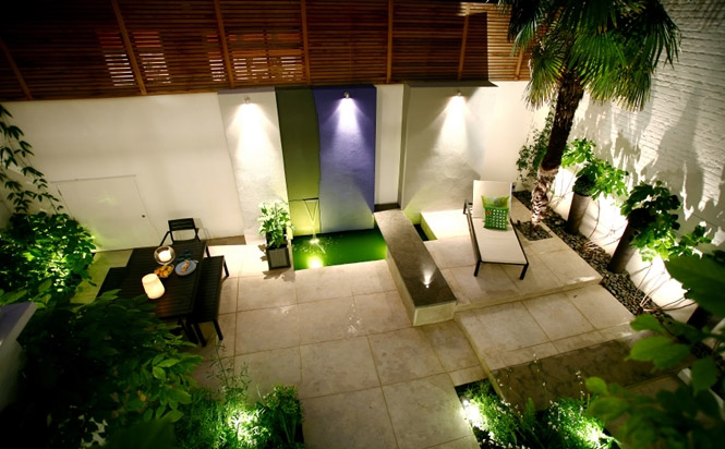 Outdoor Design And Garden Backyard Designs Vertical: outside rooms garden design