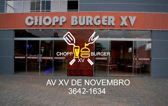 Inaugurou em Turvo, Chopp Burger XV, na Avenida 15 de Novembro.