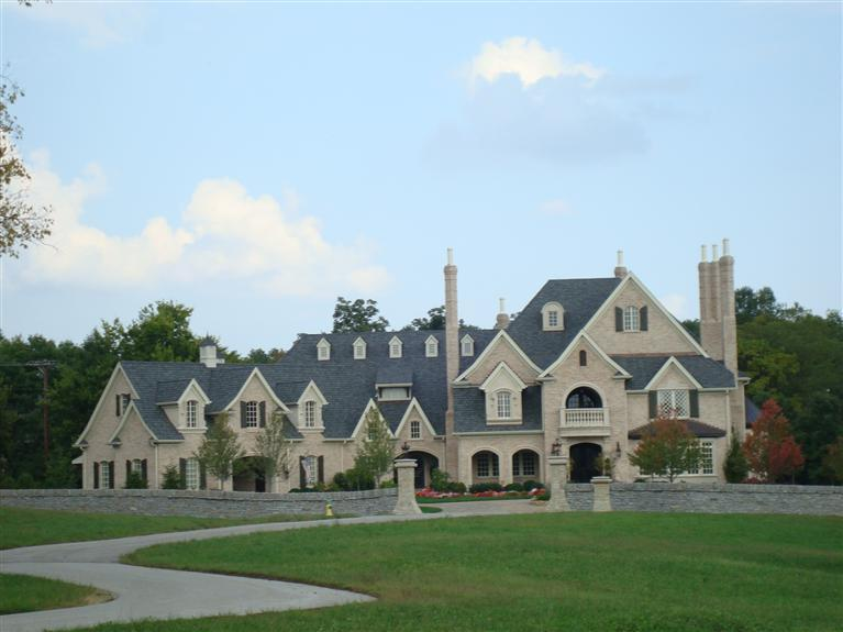 Lexington ky mansion for Home builders in kentucky
