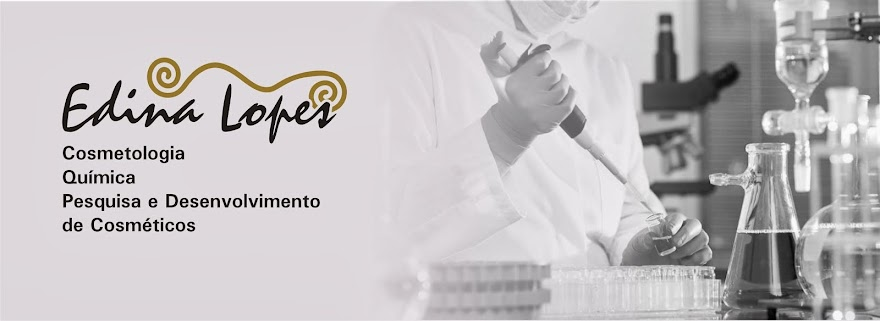 Edina Lopes - Cosmetologia & Engenharia Cosmética