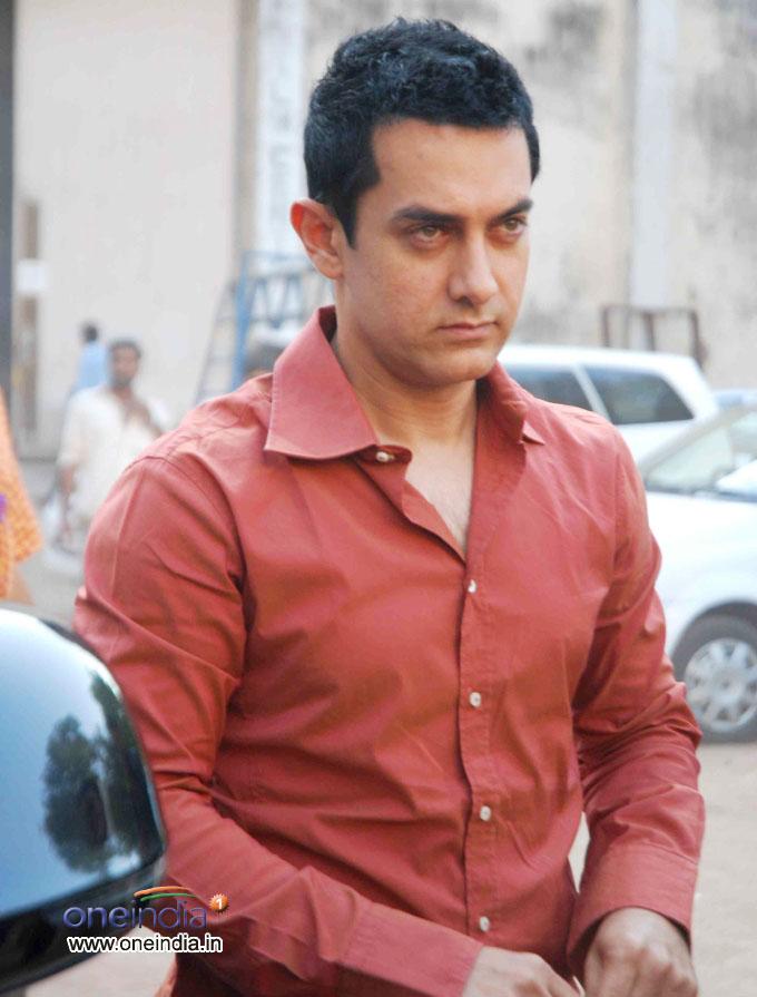 Aamir Khan - Photos Hot