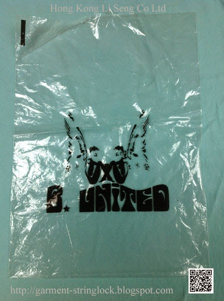 Plastic Bag for All Kind Clothes Supplier