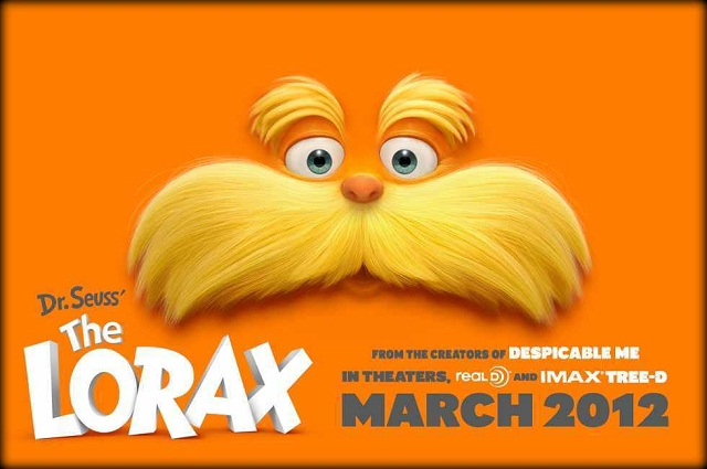 The Lorax (2012) Review