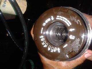 penggantian spare parts