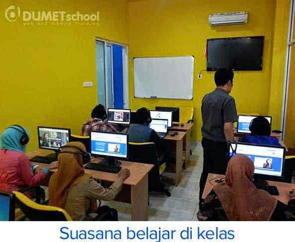 Suasana Kursus SEO dan Internet Marketing Terbaik di Jakarta
