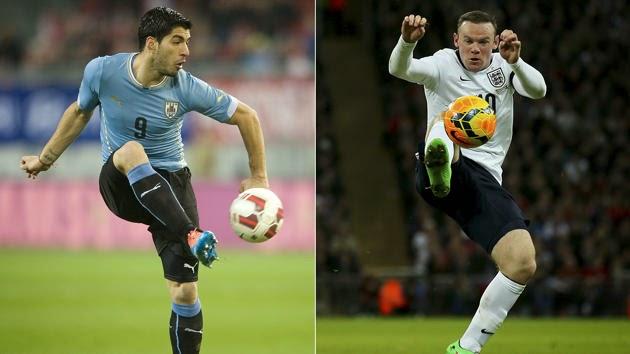 Uruguay-Inglaterra