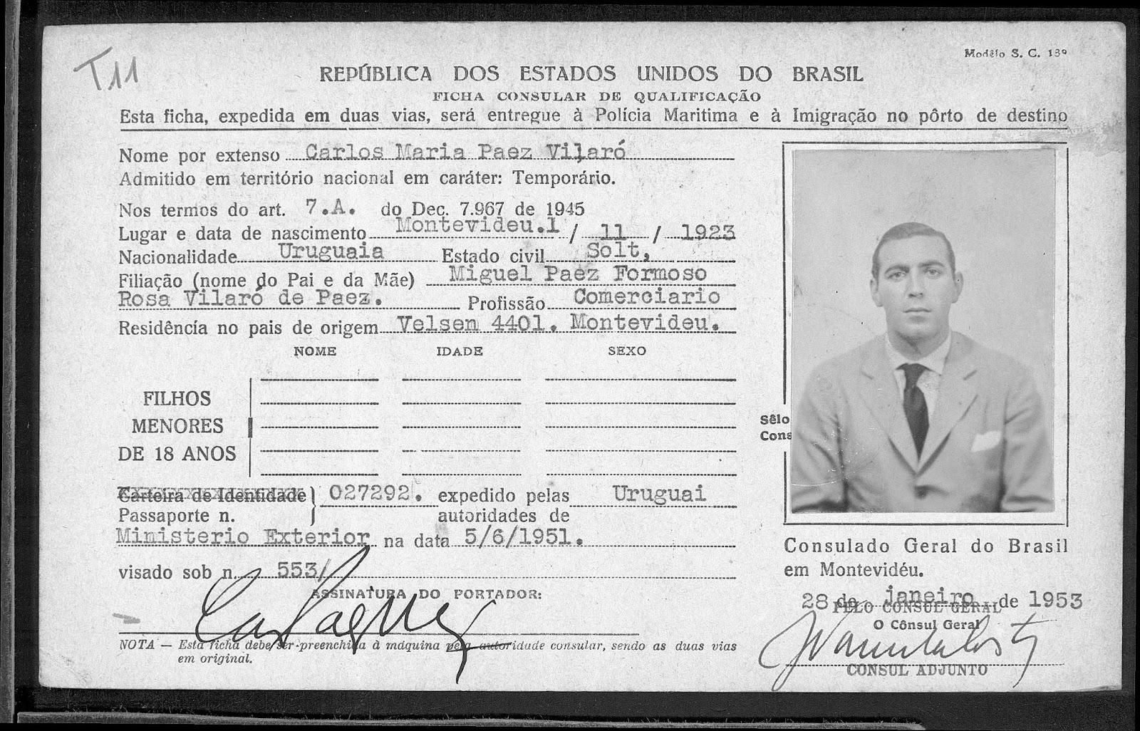Carlos Páez Vilaró