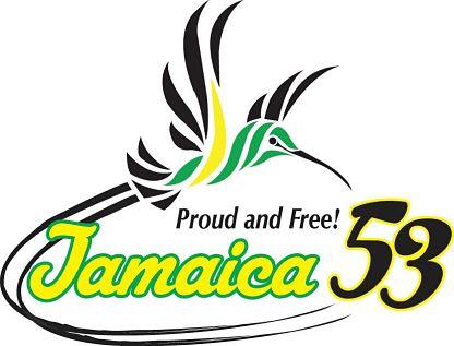 > PROUD & FREE: Jamaica 53!