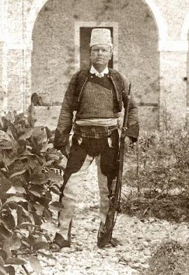 La vera storia dell'umanità sarà scritta solo quando gli albanesi ne prenderanno parte -  Maximilian Lambertz