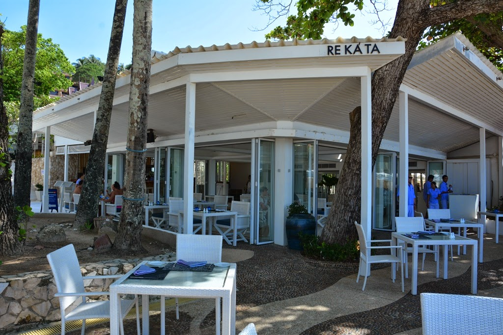 Re Ka Ta restaurant Phuket restaurant