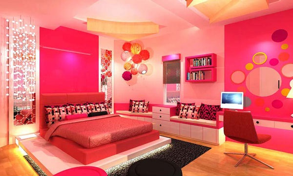 Stunning Une Belle Chambre De Fille Ideas - House Design ...