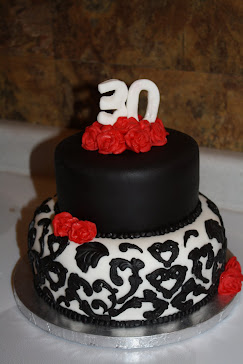 30th cake