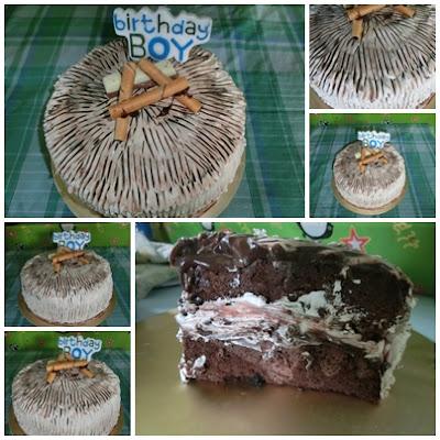 Bad cake!