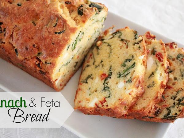 Spinach and Feta Bread