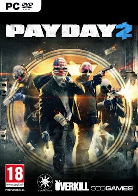 Download PayDay 2 PC Beta Cracked-3DM (PC/ENG/2013) Free PC Games-www.agamespc.com