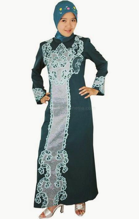 Baju Gamis Dress Gambarnya Info Model Baju Gamis