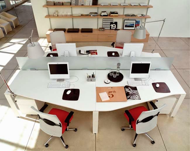 Cool Office Layout