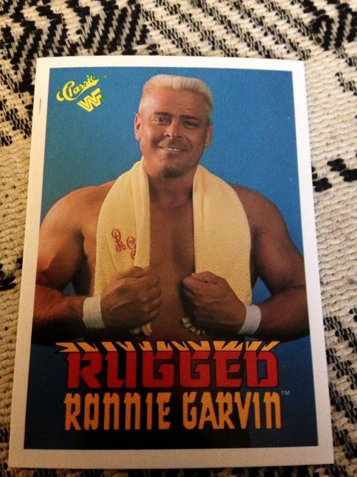 Ronnie Rugged Garvin: