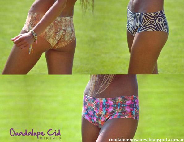Bikinis verano 2013 Guadalupe Cid.