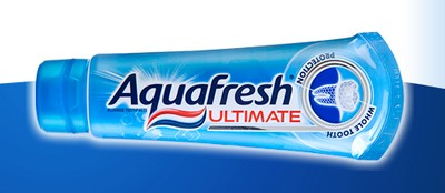 Amostra Gratis Creme Dental Aquafresh Ultimate