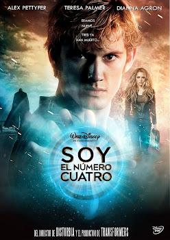 Ver Película Soy el número cuatro 4 Online Gratis (2011)