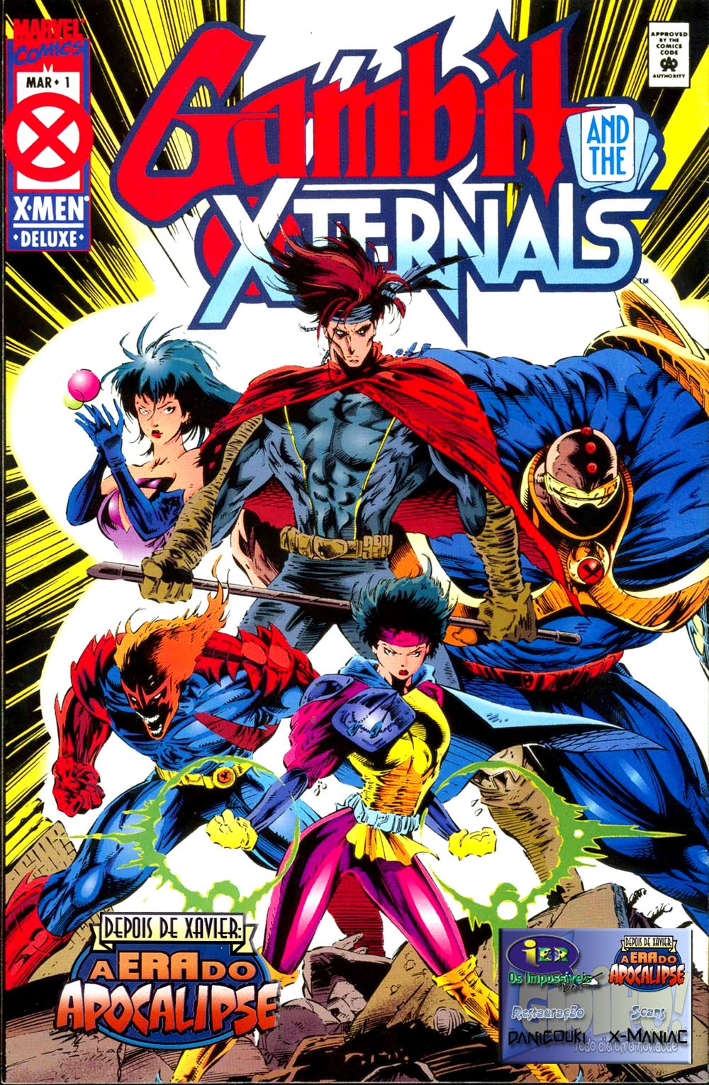 X-Men - A Era do Apocalipse #15