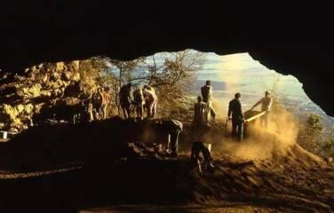 Border cave - Penemuan Gua prasejarah di afrika selatan
