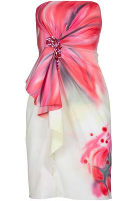 BDBA vestidos de fiesta 2012