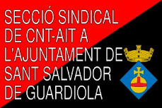 Web Secció Sindical Ajuntament Sant Salvador de Guardiola