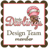 DT Member Little Darling Rubber Stamps