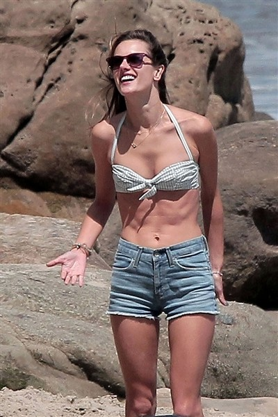 Kourtney's Sexy Collection In Bikini