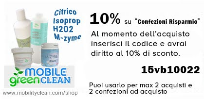 Coupon sconto 10%