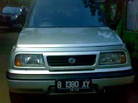 Pengecekan Suzuki Sidekick B 1380 XY Ambon