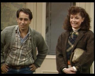 Cosby Show Huxtable fashion blog 80s sitcom Mario Mendoza Rosalinda Guerra