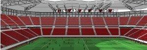 Arena ou título nacional até 2019?