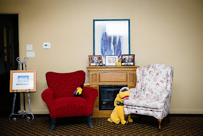 Up Movie Photo Booth Background l Lauren Lindley Photography l Hidden Valley Country Club l Take the Cake Event Planning