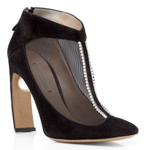 Increíbles zapatos de moda   Coleccion Nicholas Kirkwood