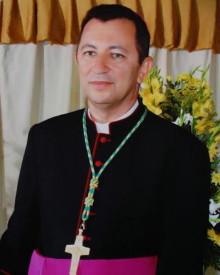 Bispo coadjutor da Arquidiocese de Aracaju